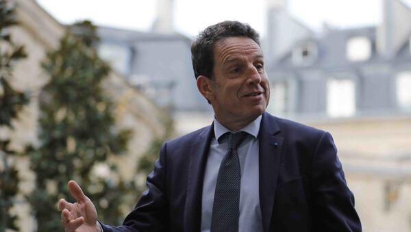 Geoffroy Roux de Bézieux, président du Medef - Sputnik France