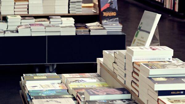Une librairie - Sputnik France