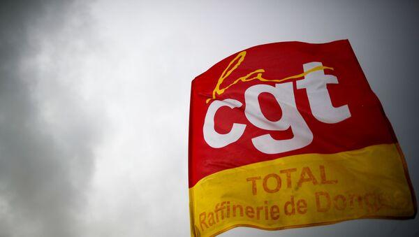 CGT  - Sputnik France