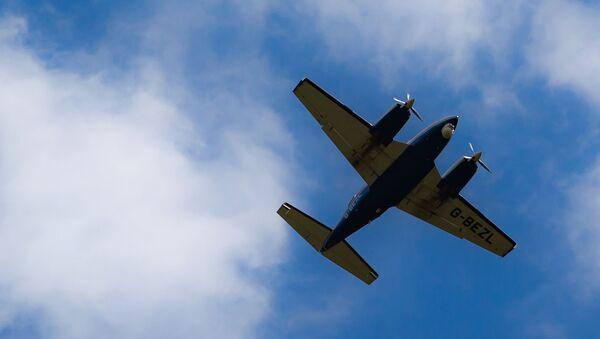 Un avion Piper  - Sputnik France