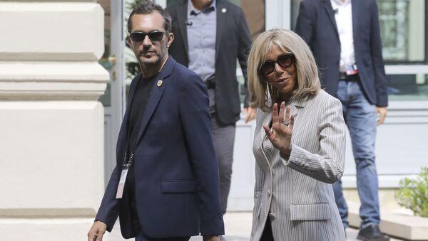 Brigitte Macron - Sputnik France