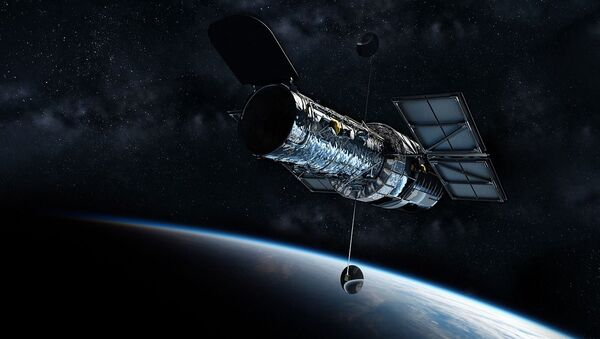 Hubble - Sputnik France