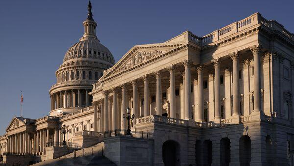 Le Sénat américain - Sputnik France