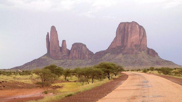 Landscape in Hombori, Mali - Sputnik France