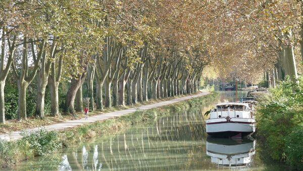 le canal du Midi - Sputnik France