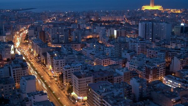 Casablanca Metropolis - Sputnik France