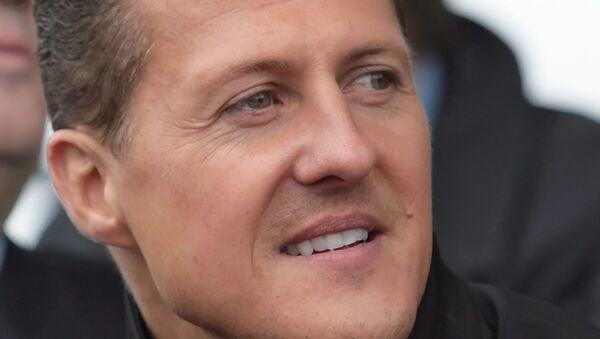 Michael Schumacher - Sputnik France