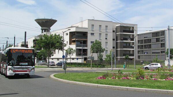 Le quartier de Monmousseau à Vénissieux - Sputnik France