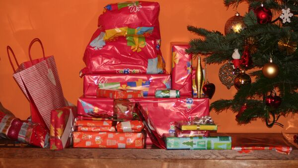 Les cadeaux de Noël - Sputnik France