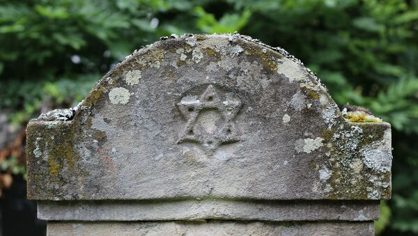 Une pierre tombale - Sputnik France