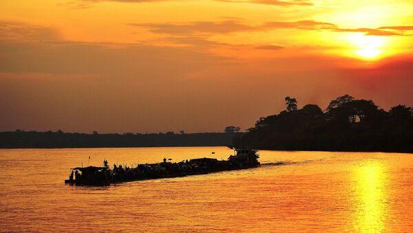 La ville de Kisangani en République démocratique du Congo en Afrique centrale. - Sputnik France