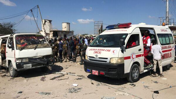 explosion à Mogadiscio - Sputnik France