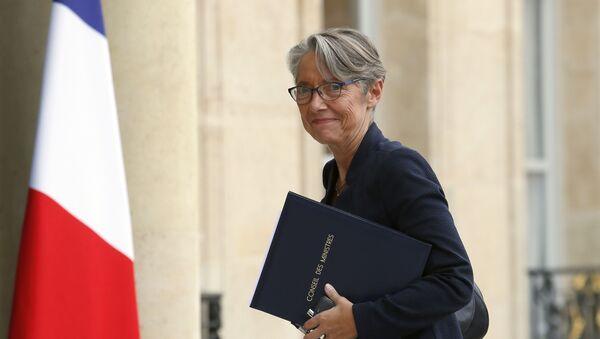 Elisabeth Borne - Sputnik France