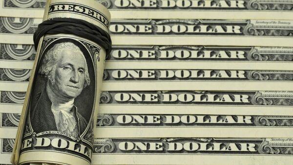BIllets d'un dollar USA - Sputnik France