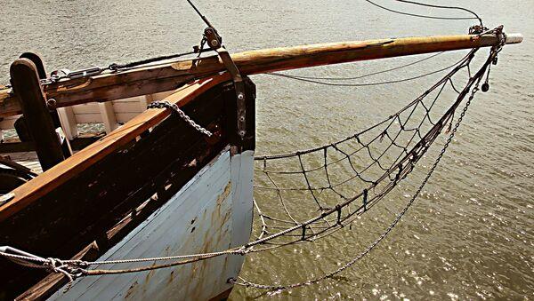 proue d'un bateau (image d'illustration) - Sputnik France