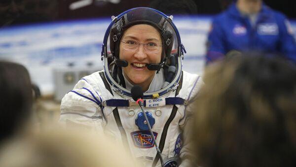 Christina Koch - Sputnik France