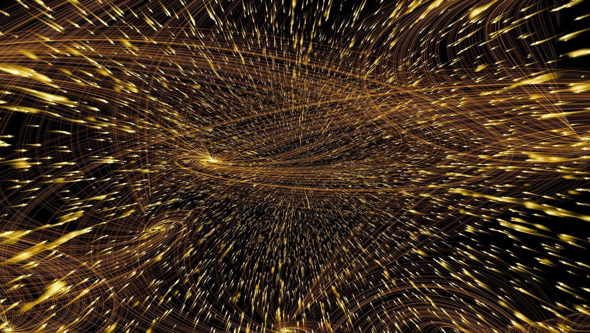 Physique quantique - Sputnik France, 1920, 07.09.2021