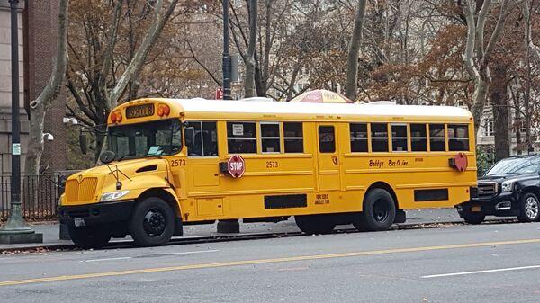 Bus scolaire - Sputnik France