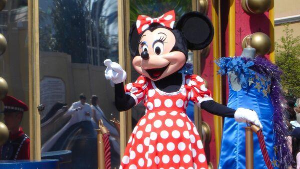 Minnie Mouse - Sputnik France