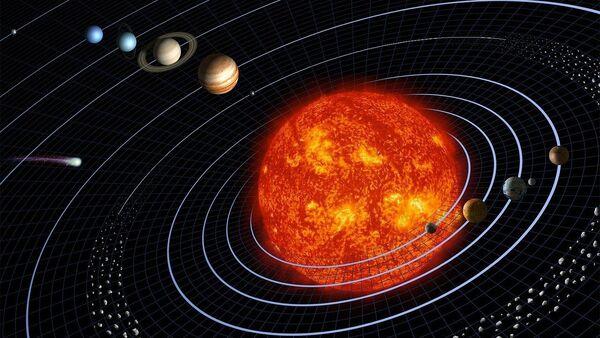 Système solaire - Sputnik France