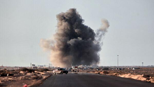 Situation en Libye en 2011 - Sputnik France