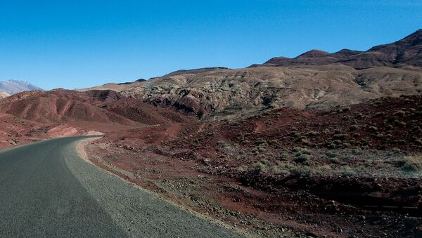 Des montagnes du Maroc - Sputnik France