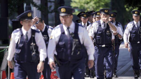 La police japonaise  - Sputnik France