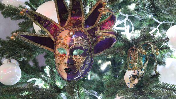 Buon Natale! La magie de Noël à l'italienne règne dans le centre de Moscou - Sputnik France