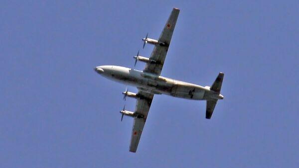 Un An-12 - Sputnik France