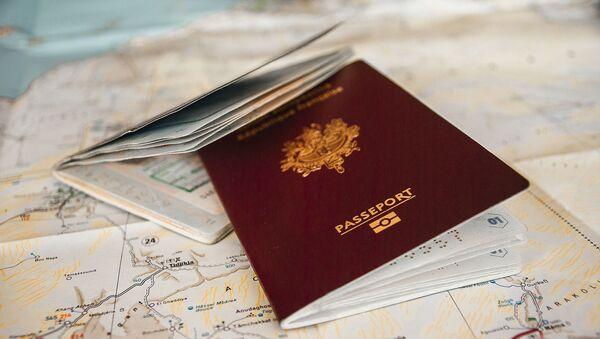 Passeport (image d'illustration) - Sputnik France