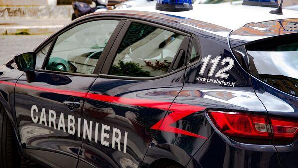 Police italienne - Sputnik France