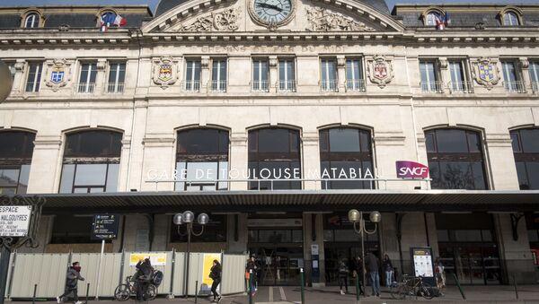 Gare de Toulouse Matabiau - Sputnik France