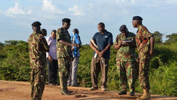 police kenyenne (image d'illustration) - Sputnik France