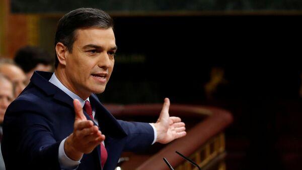 Pedro Sánchez, presidente del Gobierno español con plenos poderes - Sputnik France