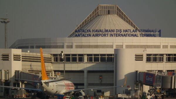 Aéroport d'Antalya - Sputnik France