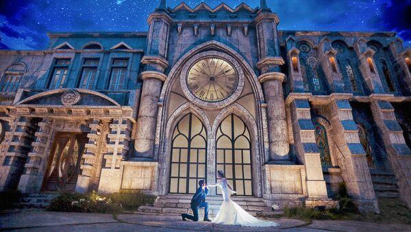 Une demande en mariage - Sputnik France