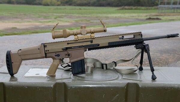 Fusil SCAR de FN Herstal - Sputnik France