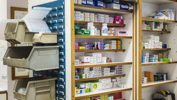 Une pharmacie - Sputnik France