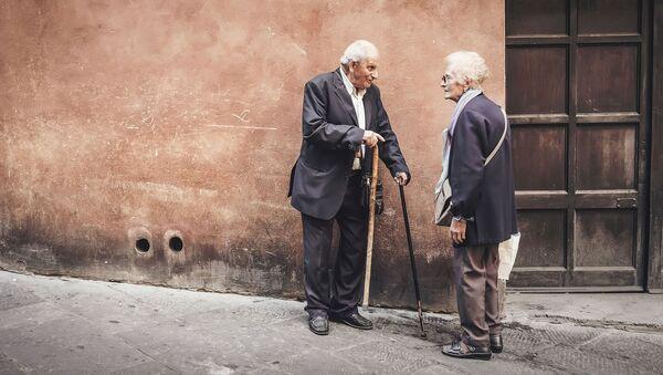 Personnes âgées (image d'illustration) - Sputnik France