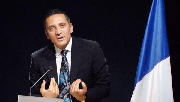 Moulay Hafid Elalamy, ministre marocain de l'Industrie et du Commerce - Sputnik France