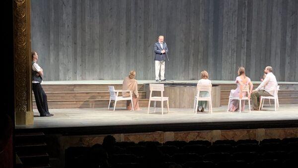 «Oncle Vania» d'Anton Tchekhov, mise en scène par Stéphane Braunschweig - Sputnik France