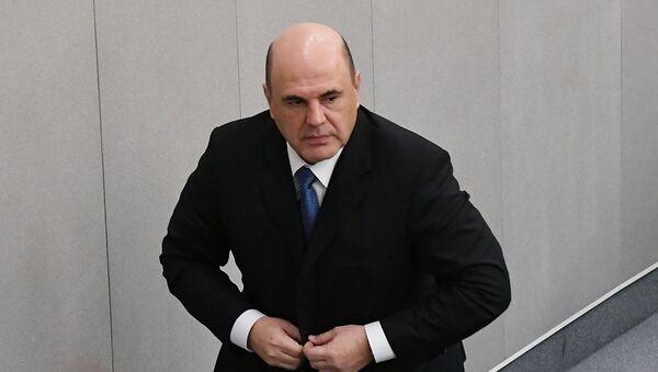 Mikhaïl Michoustine - Sputnik France