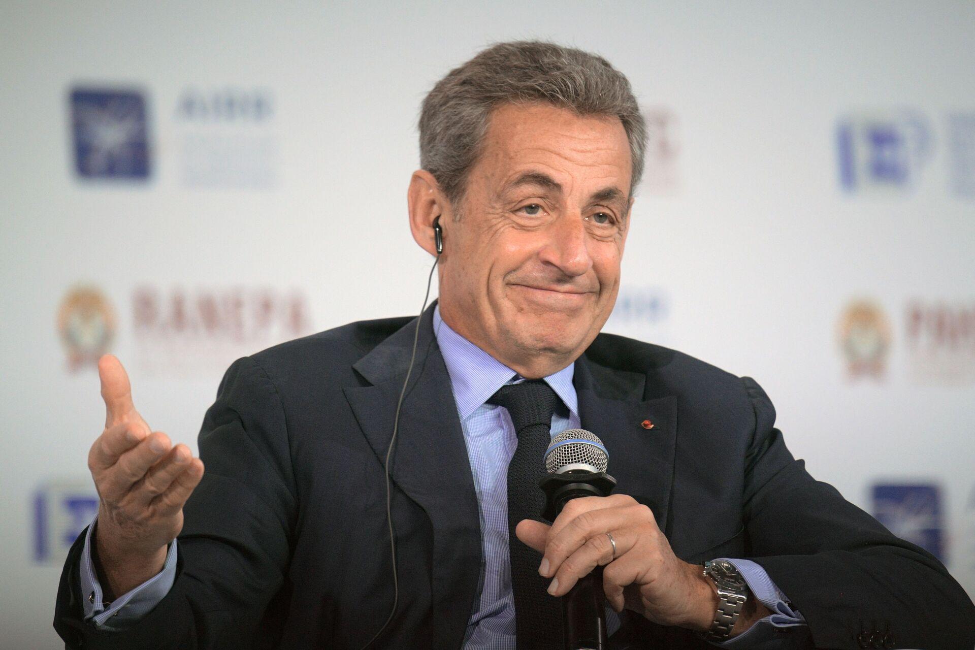 Nicolas Sarkozy condamné à de la prison ferme: la justice a-t-elle usé de «méthodes de voyous»? - Sputnik France, 1920, 01.03.2021
