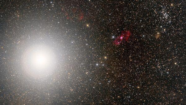 Alpha du Centaure, système stellaire - Sputnik France