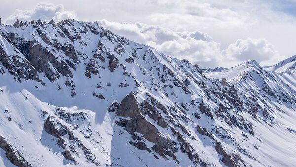 Montagnes enneigées - Sputnik France
