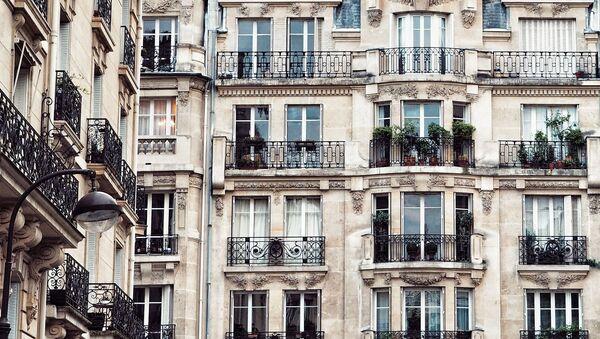 Immeuble parisien - Sputnik France