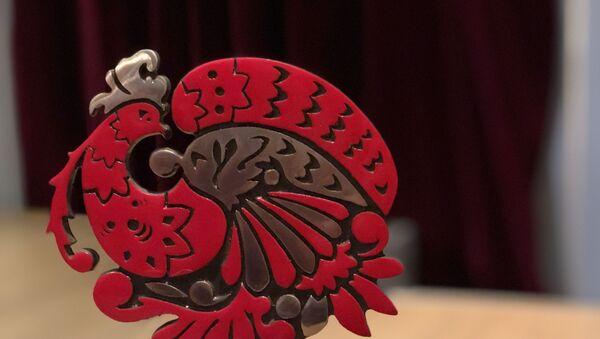 Oiseau du feu, symbole des Saisons russes à Paris - Sputnik France