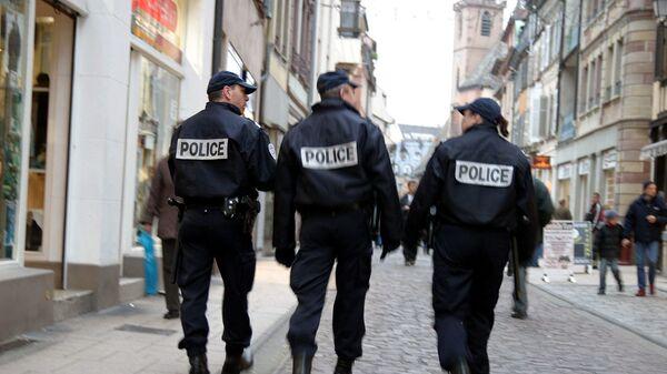 Police française - Sputnik France