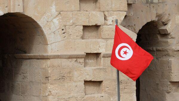 La bandera de Túnez - Sputnik France