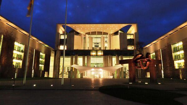 Chancellerie fédérale à Berlin - Sputnik France
